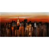 <strong>Ren-Wil</strong> Twilight by Dominic Lecavalier Painting Print on Canvas