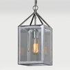<strong>Kircher I 1 Light Foyer Pendant</strong> by Ren-Wil