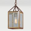 Ren-Wil Kircher II 1 Light Foyer Pendant
