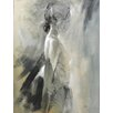 Ren-Wil Catherine by C. Viens Original Painting on Canvas