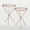 <strong>Karlsson 2 Piece Nesting Tables</strong> by Ren-Wil