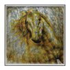 <strong>Ren-Wil</strong> Equine Flight by Giovanni Russo Framed Painting Print