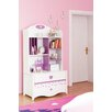 <strong>New Joy</strong> Princess Children's Bookcase