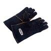 Man Law BBQ Leather BBQ Gloves
