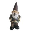 <strong>Camo Hunting Gnome</strong> by KelKay