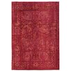 Pantone Universe Expressions Oriental Red Area Rug