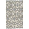Pantone Universe Matrix Geometric Grey Area Rug I