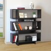"<strong>Santiago 46.06"" Bookcase</strong> by Jeco Inc."