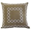 <strong>Nostalgia Home Fashions</strong> Highland Park Pillow