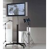 "Opera Portable Fixed Floor Stand Mount for up to 55"" Screens"