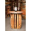 <strong>Stave & Hoop End Table</strong> by Napa East Collection