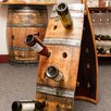 <strong>Wine Barrel Wine Rack</strong> by Napa East Collection