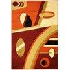 Ottomanson Moderno Multi Abstract Rug