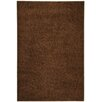 <strong>Ultimate Shaggy Brown Solid Rug</strong> by Ottomanson