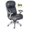 Serta at Home Blissfully High-Back Manager Office Chair AIR™ Technology