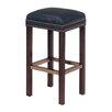 "<strong>Cox Manufacturing Co., Inc.</strong> 30"" Bar Stool with Cushion"