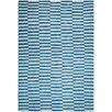 Ralph Lauren Home Cameron Stripe Indigo / Ivory Area Rug