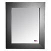 <strong>Rayne Mirrors</strong> Ava Black Tie Wall Mirror