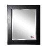 Rayne Mirrors Jovie Jane Black Superior Wall Mirror