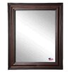 <strong>Rayne Mirrors</strong> Ava Missouri Walnut Wall Mirror