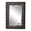 Rayne Mirrors Jovie Jane Feathered Slim Wall Mirror