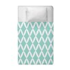 E By Design Geometric Duvet Cover