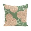 E By Design Flower Power Throw Pillow I