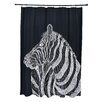 E By Design Animal Magnatism Shower Curtain