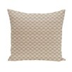 E By Design Coastal Calm Geometric Decorative Pillow