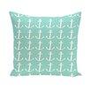 E By Design Coastal Calm Decorative Pillow