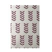 E By Design Decorative Floral Off White/Purple Area Rug