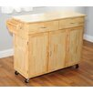 <strong>Extra Large Kitchen Cart</strong> by TMS