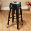 "TMS 30"" Avalon Metal Stackable Stool (Set of 2)"
