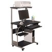 TMS Computer Desk with Shelf
