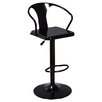 TMS Miraval Adjustable Height Barstool