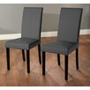 <strong>Bettga Parsons Chair (Set of 2)</strong> by TMS
