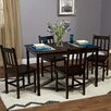 TMS Bamboo 5 Piece Dining Set II
