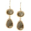 KC Signatures Double Drop Earrings