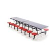 <strong>Mobile 16 Stool Table</strong> by AmTab Manufacturing Corporation