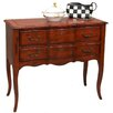 <strong>Reual James</strong> Et Cetera 2 Drawer French Chest