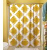 Thumbprintz Diamonds Shower Curtain