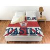 <strong>Thumbprintz</strong> My Queen Castle Sue Schlabach Wildapple Duvet Cover