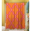 Thumbprintz Ogee Dots Shower Curtain