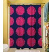 Thumbprintz Pod Dots Shower Curtain