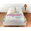 Thumbprintz You Can't Depend On Your Eyes Duvet Cover
