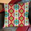 Thumbprintz Ikat Printed Pillow