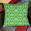 Thumbprintz Francie Trellis Printed Pillow