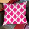 Thumbprintz Diamonds Printed Pillow