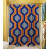 Thumbprintz Carpet Polyester Shower Curtain