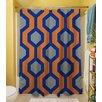 Thumbprintz Carpet Polyester Shower Curtain